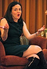 Sheryl Sandberg, COO of Facebook