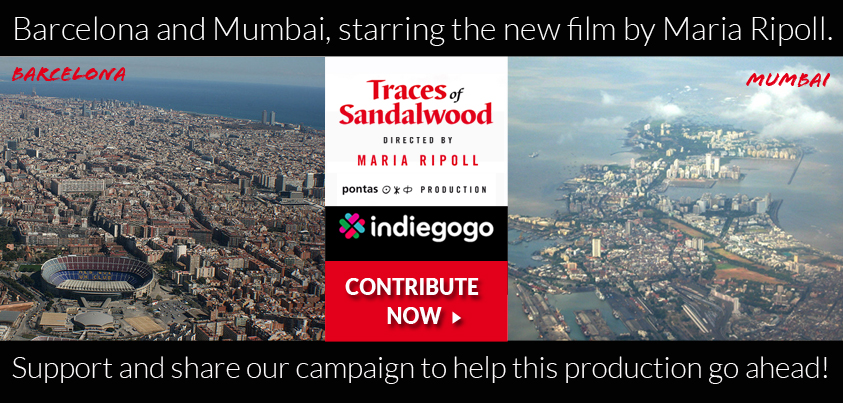 Traces of Sandalwood Indiegogo campaign