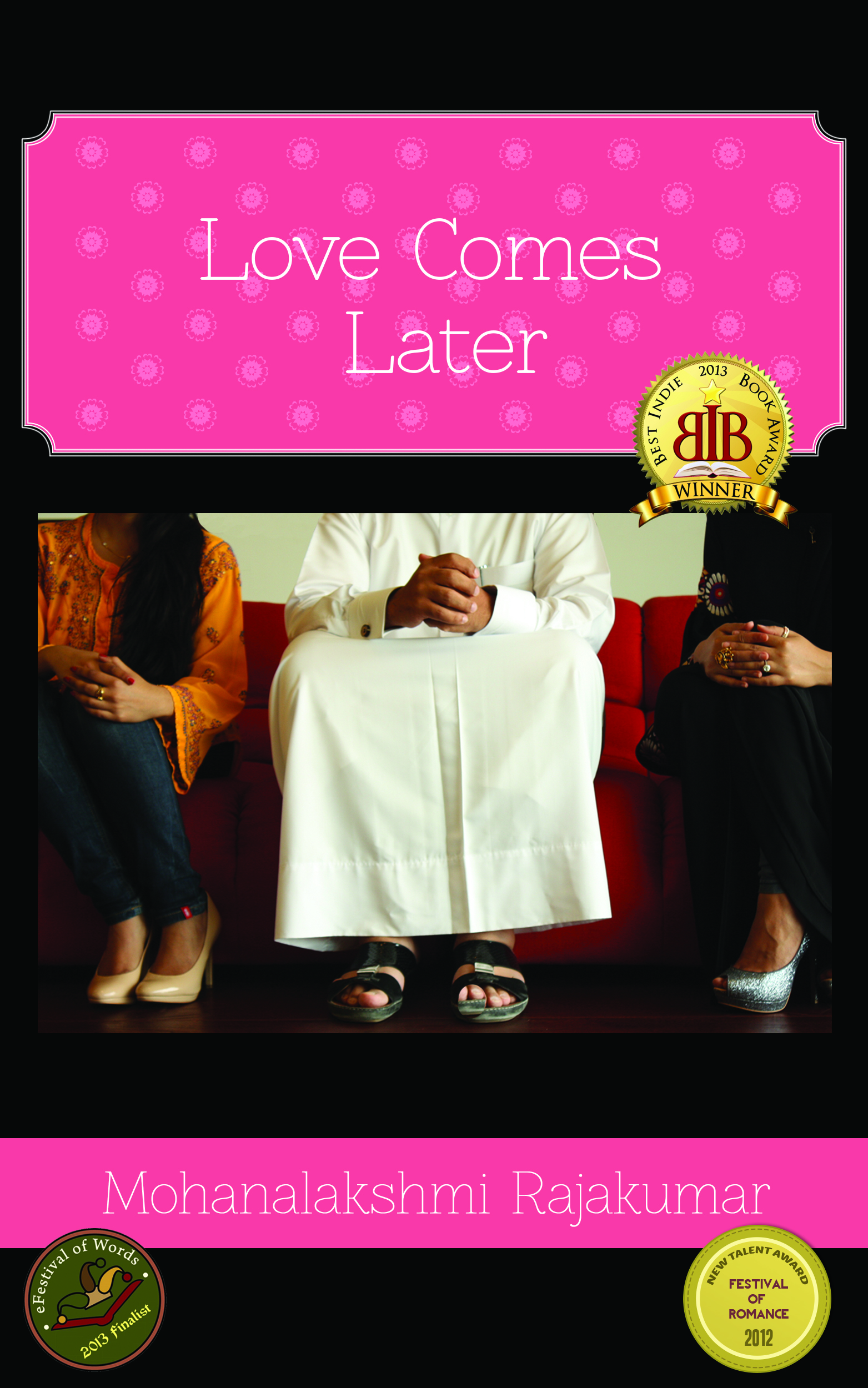 Love Comes Later 2014cover