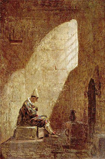 """""""Ash Wednesday"""" by Carl Spitzweg: th..."""