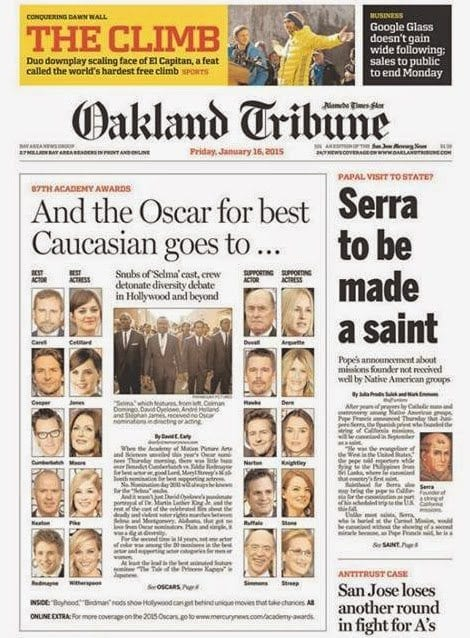 oakland-tribune-makes-fun-of-oscar-snubs-of-selma-470px
