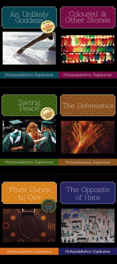 Mohana's Fiction