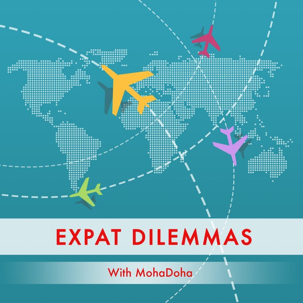 Listen to Expat Dilemmas